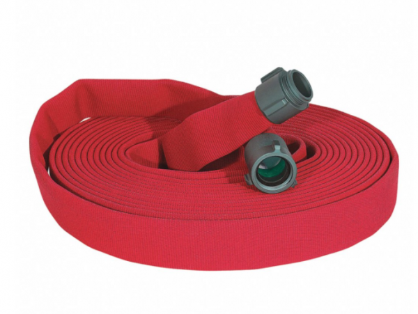Jafline red fire hose