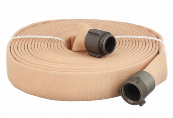 Jafrib tan fire hose