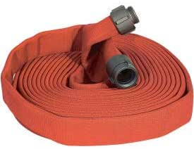jafline orange fire hose